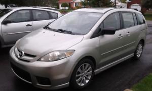 2007 Mazda 5 GS - Quebec plates - Plaqué quebec - new pictures