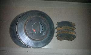 Reduced! Brake discs & pads