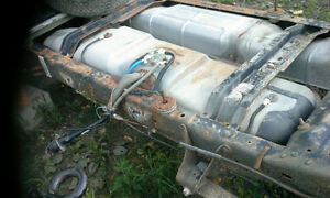 GAS TANK AND SENDING UNIT** FORD E150 E250 VAN