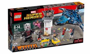 Lego Super Heroes Super Hero Airport Battle 76051 BNIB