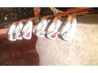 Cobra amp cell irons for sale