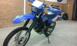 YAMAHA TTR 250 2008 REGISTERED!! Camden Camden Area Preview