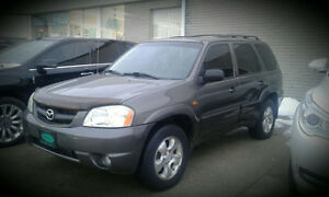2003 Mazda Tribute SUV, Crossover