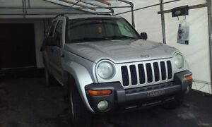 2004 Jeep Liberty Familiale