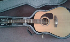 Seagull 12 string acoustic/ electric