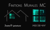 Peintres, Tireurs de joints en bâtiment - Finitions Murales MC