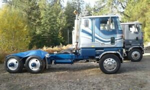 2 - FORD CL9000 cabover COE trucks for sale........ REDUCED !