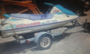 sea-doo's for sale