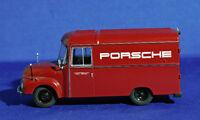 Porsche Parts Truck Opel Blitz 1/43 Diecast Model
