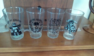 Verres des Sons of Anarchy
