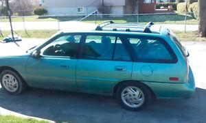 1997 Ford Escort Wagon FARM CAR