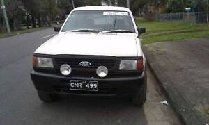 1996 Ford Courier Other Murwillumbah Tweed Heads Area Preview