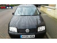 VW BORA 2005 all servise documentacion new time belt fitted at 87000 miles