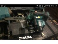 Makita 36v (2x18v) chainsaw
