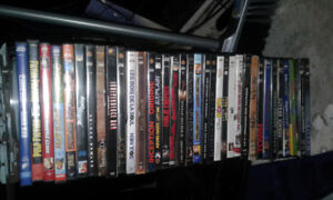 Dvds for sale 36 titles $2 a piece or take em all for $35