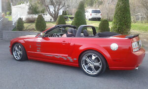 2007 Ford Mustang GT Cabriolet
