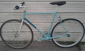 Unbranded Fixie and Single Speed Bike