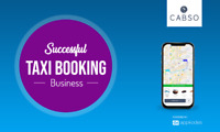 Successful Taxi Booking Business – Cabso