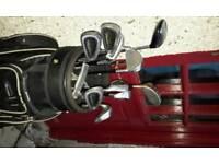 Graphic shafts golf clubs (make yonex)