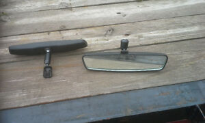 NEW REAR VIEW MIRROR. WORK ON MOST VEHICLES From Ford f550