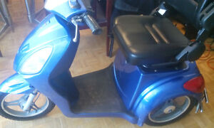 2014 EW-36 elite electric scooter with New Battery