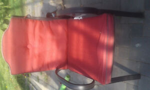 Lawn chairs 5 in good condition
