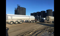 Looking for 1A In-Field Oil Hauling