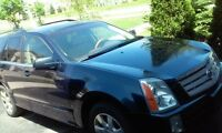 2007 Cadillac SRX leather with woodtrim SUV, Crossover