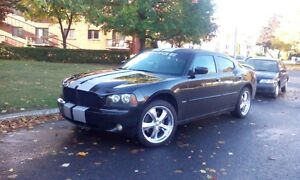 2008 Dodge Charger rt awd Berline