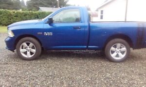 2014 Ram 1500 ST Pickup Truck Campbell River Comox Valley Area image 4