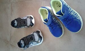 Boys runners size 10 and size 13
