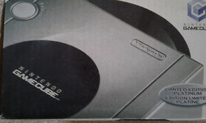 Nintendo Gamecube Limited Platinum Edition