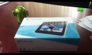 """Lightly used Gateway G1-715 7"""" tablet for only $105.00"""