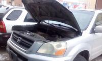 2003 Honda Pilot EX SUV, Crossover