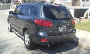 2007 Hyundai Santa Fe grey SUV, Crossover *CLEAN*