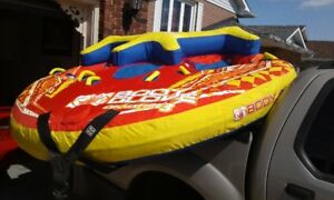 Towable tube,,,,,,,SOLD,,,,,,