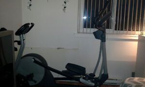 Exerciseur élliptique