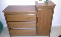CHANGING TABLE/DRESSER ....CHEAP