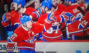 Canadiens vs Philadelphia-  Samedi