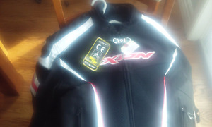 Manteau de moto ixon
