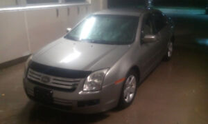 2009 Ford Fusion SE Certified 4 cylinder