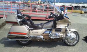 Honda Goldwing - Great touring bike!