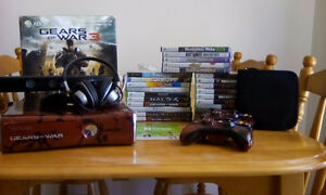 XBox 360 Gears of War Edition with original box