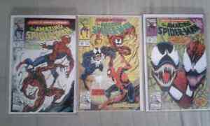Amazing Spider-Man 361-362-363