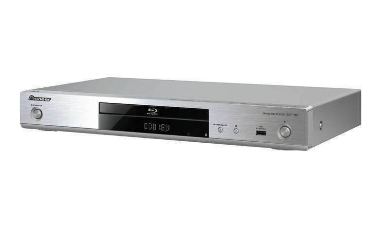 Pioneer BDP-160 3D Blu-Ray Player