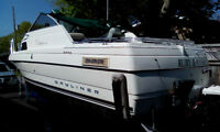 1996 bayliner (built by searay that year)