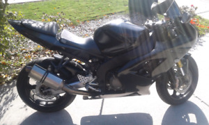 ZX6R ninja.. $2495 trade must sell or partout 2003