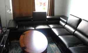 Sofa sectionnelle