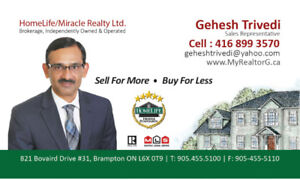 Free Hold Town House in Oakville