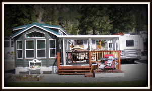 Cavco Park Home For Getaway or Retirement Spot With River View